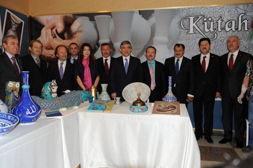 Cumhurbaşkanı Sayın Abdullah Gül'ün 18 Nisan 2014 Kütahya Ziyaret
