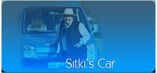 sitki's car